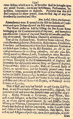 Several Proceedings In Parliament, March 07, 1649, Page 8