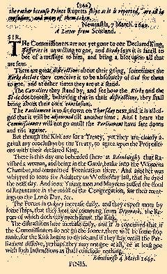 Several Proceedings In Parliament, March 07, 1649, Page 16