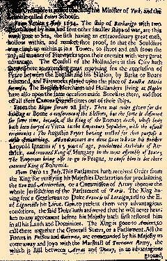 Several Proceedings of State Affaires, July 27, 1654, Page 4