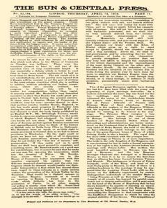 Sun and Central Press, April 24, 1873, Page 11