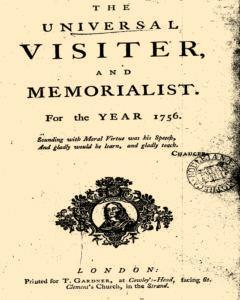 Universal Visiter And Memorialist