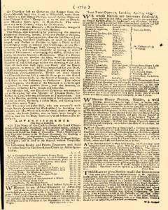 Weekly Journal, April 16, 1720, Page 5