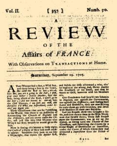 Weekly Review Of The Affairs Of France