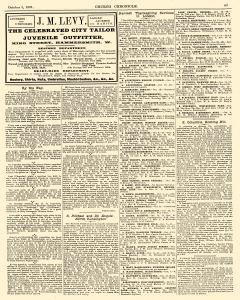 West London Church Chronicle, October 03, 1891, Page 3
