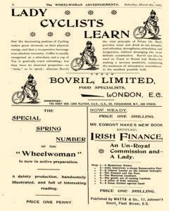 Wheelwoman and Society Cycling News, March 06, 1897, Page 4