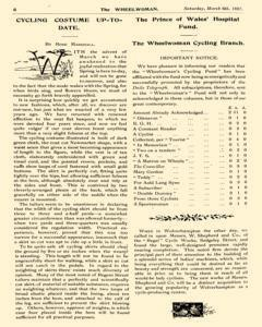Wheelwoman and Society Cycling News, March 06, 1897, Page 10