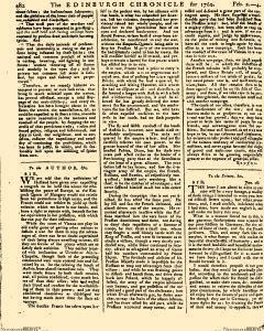 Edinburgh Chronicle, February 02, 1760, Page 3