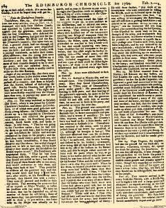 Edinburgh Chronicle, February 02, 1760, Page 7