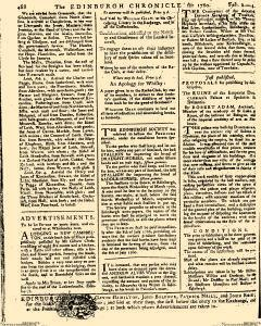 Edinburgh Chronicle, February 02, 1760, Page 15