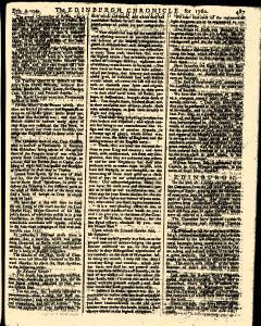 Edinburgh Chronicle, February 02, 1760, Page 14