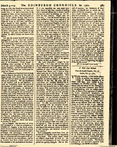 Edinburgh Chronicle, March 03, 1760, Page 5