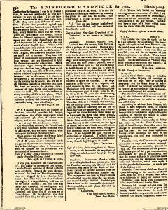 Edinburgh Chronicle, March 03, 1760, Page 11