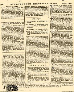 Edinburgh Chronicle, March 03, 1760, Page 15
