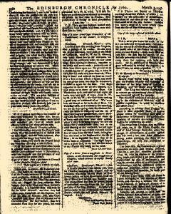 Edinburgh Chronicle, March 03, 1760, Page 12