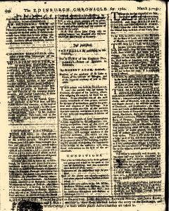 Edinburgh Chronicle, March 03, 1760, Page 16