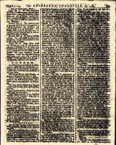Edinburgh Chronicle, March 03, 1760, Page 10