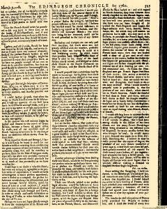 Edinburgh Chronicle, March 05, 1760, Page 5