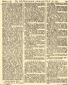 Edinburgh Chronicle, March 05, 1760, Page 9