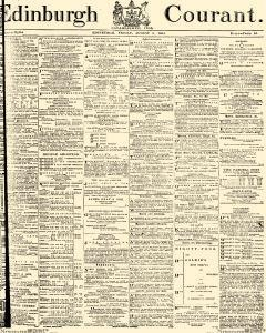 Edinburgh Courant, August 08, 1884, Page 1