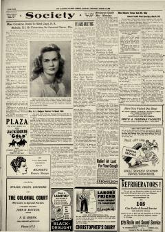 Athens Alabama Courier, March 14, 1946, Page 4