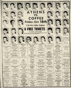 Athens News Courier, October 15, 1968, Page 10
