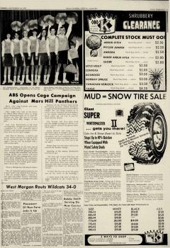 Athens News Courier, November 12, 1968, Page 13