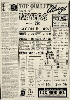 Athens News Courier, November 14, 1968, Page 71