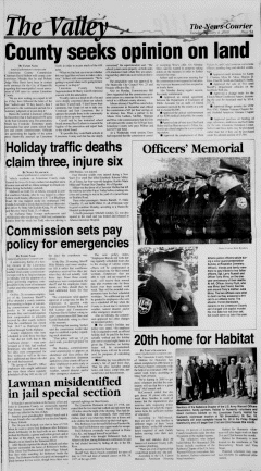 Athens News Courier, January 04, 2005, p. 9