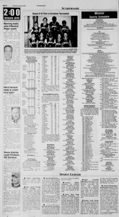 Athens News Courier, January 06, 2005, Page 27