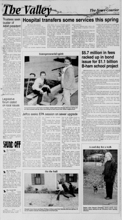Athens News Courier, January 09, 2005, Page 11