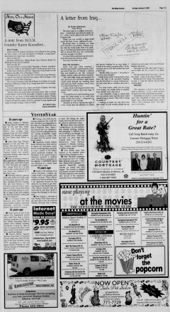 Athens News Courier, January 09, 2005, Page 21