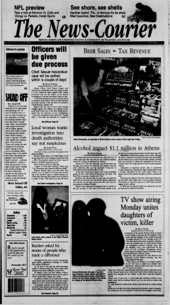 Athens News Courier, January 09, 2005, Page 2