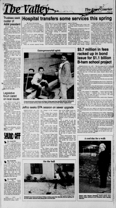 Athens News Courier, January 09, 2005, Page 12