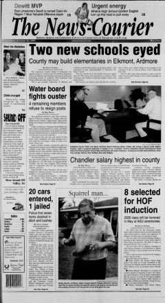 Athens News Courier, January 12, 2005, Page 1