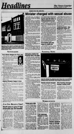 Athens News Courier, January 12, 2005, p. 8
