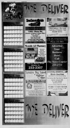 Athens News Courier, January 15, 2005, Page 15