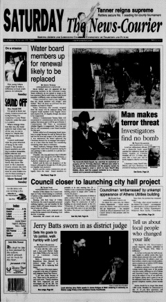 Athens News Courier, January 15, 2005, Page 2