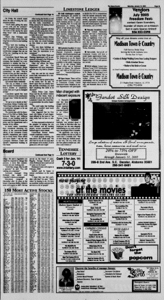 Athens News Courier, January 15, 2005, Page 6