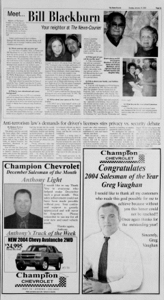 Athens News Courier, January 16, 2005, Page 13