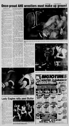 Athens News Courier, January 16, 2005, Page 33