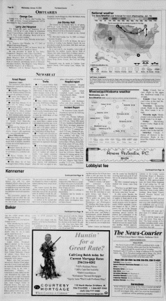 Athens News Courier, January 19, 2005, Page 3