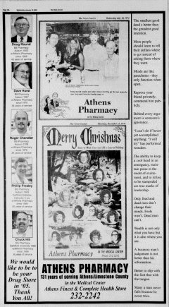 Athens News Courier, January 19, 2005, Page 19