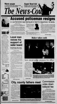 Athens News Courier, January 19, 2005, Page 2