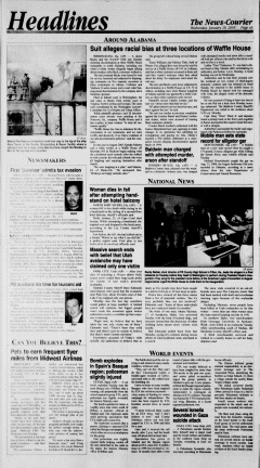 Athens News Courier, January 19, 2005, Page 8