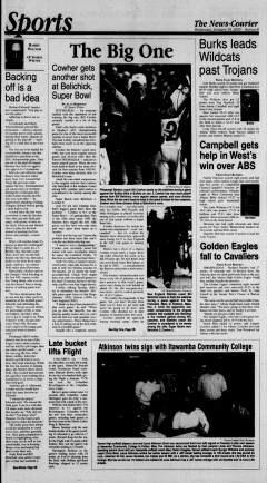 Athens News Courier, January 19, 2005, Page 22