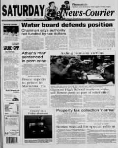 Athens News Courier, January 22, 2005, Page 1