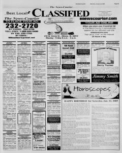 Athens News Courier, January 22, 2005, p. 9