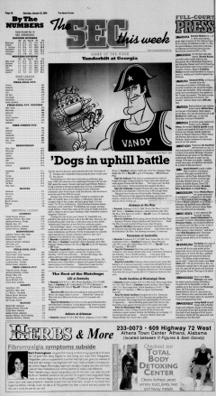 Athens News Courier, January 22, 2005, p. 19