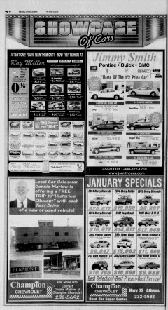 Athens News Courier, January 22, 2005, Page 31