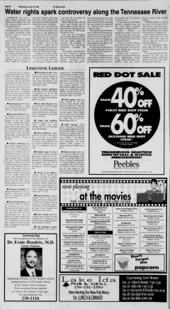 Athens News Courier, January 26, 2005, Page 15